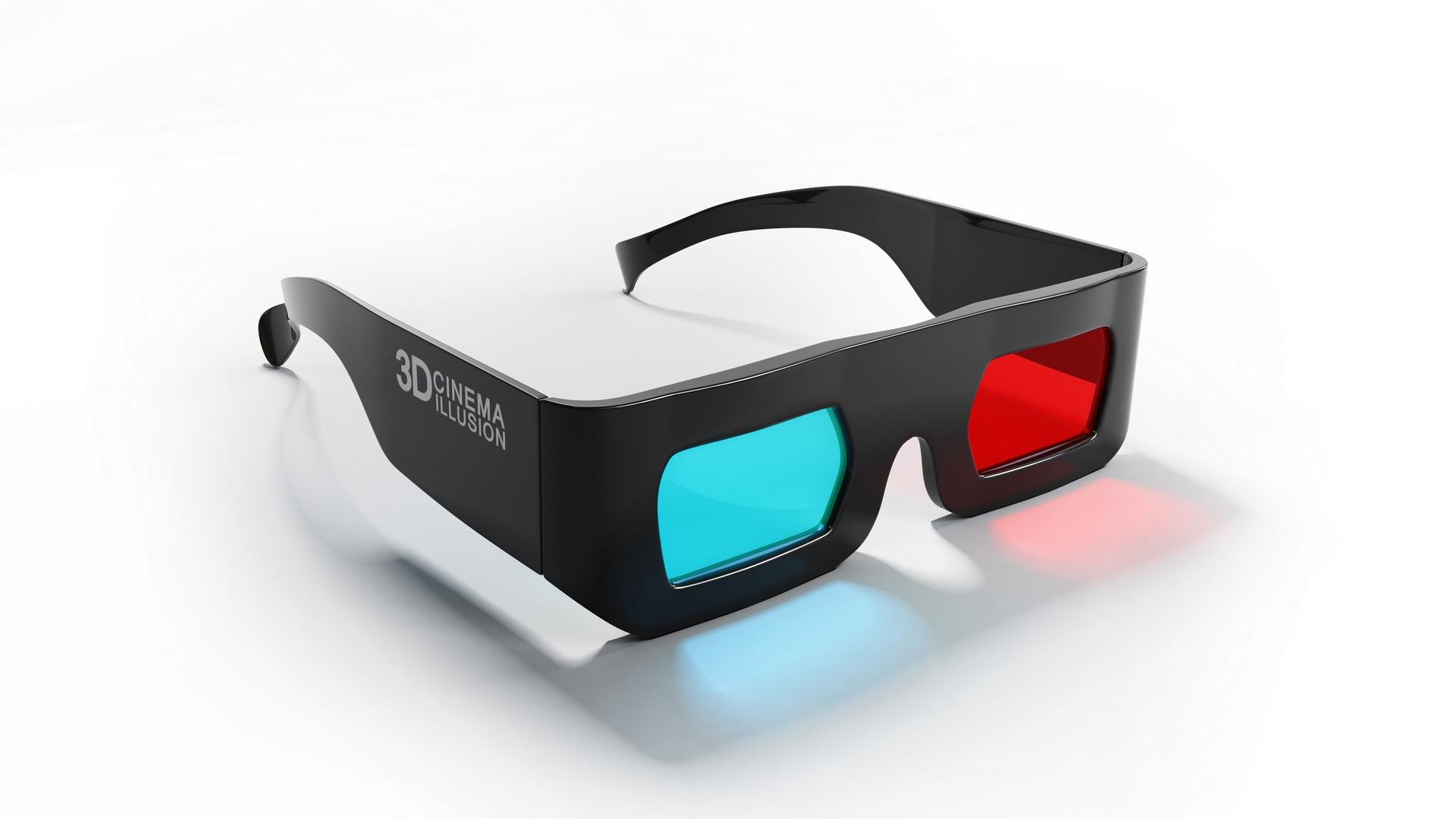 How Do 3D Glasses Work? | Infotech Computer Centre